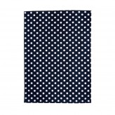 Tea Towel – Polka Indigo