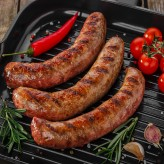 recipe make your own sausages this Bonfire Night