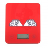 Scion Living Spike Electronic Scales - Red