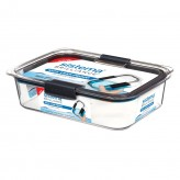 Sistema Brilliance Large Rectangle Container, 2L