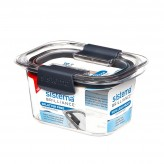 Sistema Brilliance Small Rectangle Container, 380ml