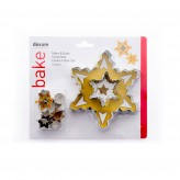 Snowflake Cookie Kit