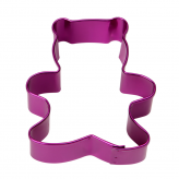 Teddy Decorating Cutter – Purple