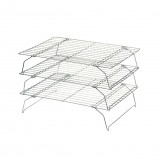 Stackable Rectangular Cooling Rack