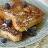 Vegan- Chai French Toast