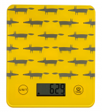 Scion Living Mr Fox Scales - Yellow