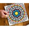 Just Add Colour Ceramic Trivet