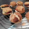 Homemade Scones on Dexam cooling rack