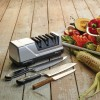 Chef'sChoice Trizor XV EdgeSelect Sharpener Platinum lifestyle