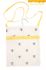 Bees Knees Peg Bag, Yellow