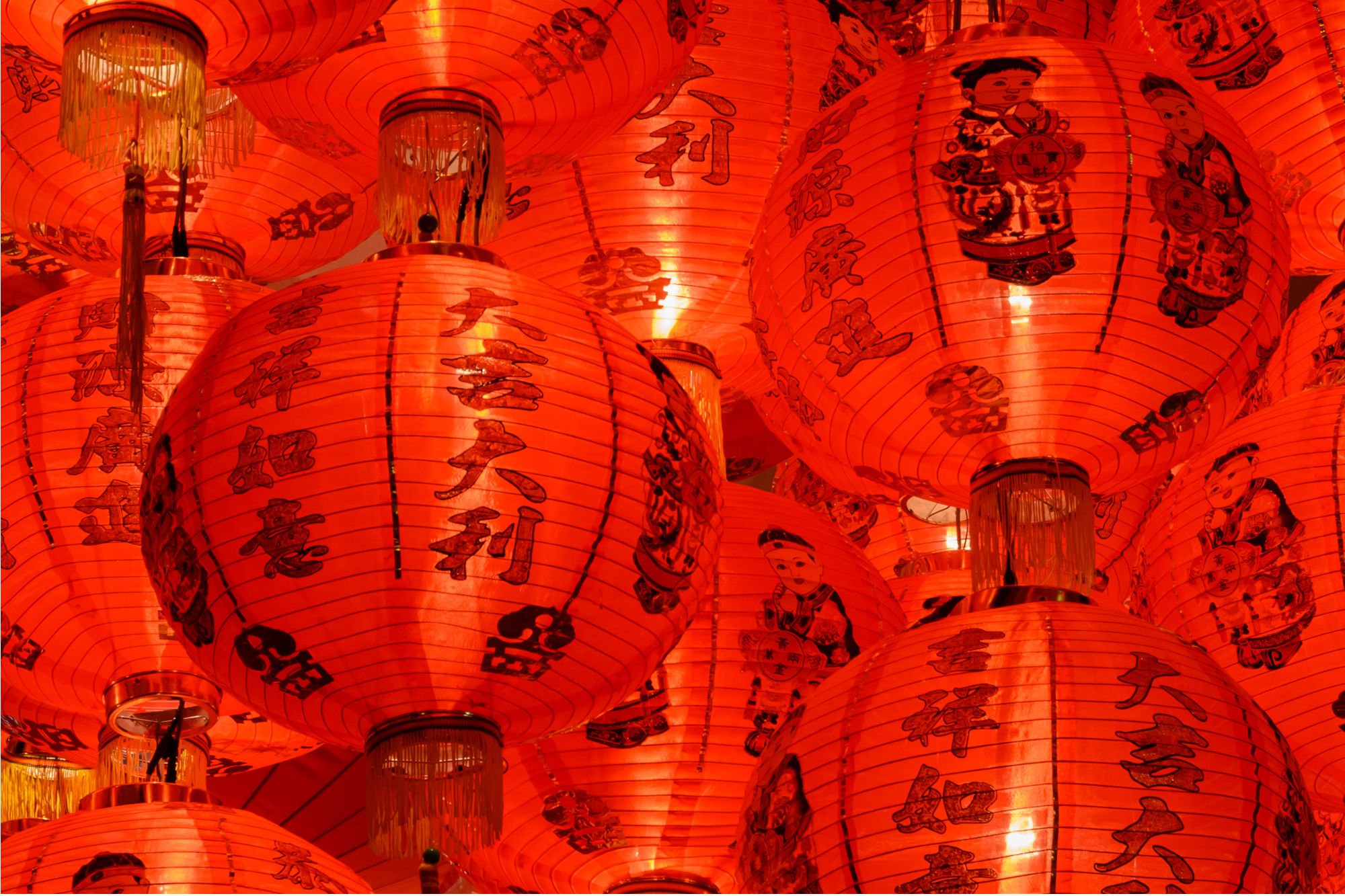 Chinese New Year is coming!