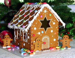 Hansel, Gretel and the Gingerbread House