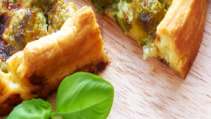 The ever-versatile quiche pan: don't settle for bland this Christmas