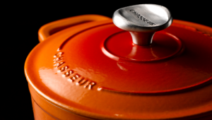 Add some heat to your New Year with Chasseur