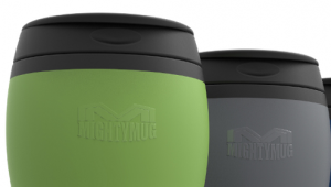 Avoid the latte levy with the reusable Mighty Mug