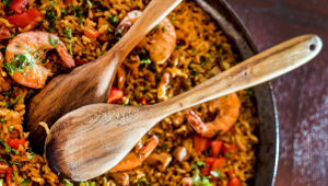 Reduce food waste with Paella