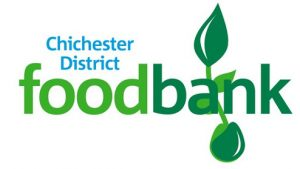 Dexam, supporting the Chichester Food Bank