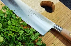 forestand forge carving knife