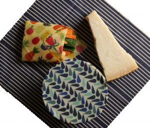 The Reusable Food Wrap for Storing Food